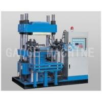 Buy cheap platen vulcanizing press molding machine series from wholesalers
