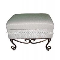 Buy cheap storage footstool from wholesalers