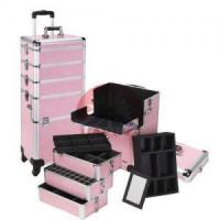4 in 1 Design Professional Rolling Makeup Case (HB-3307) Manufactures