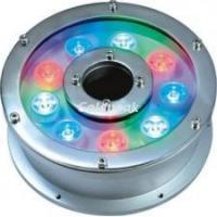 China 9W Led Underwater Light LED Fountain Lamp on sale