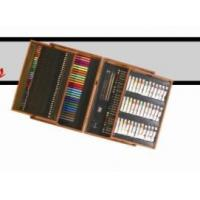 Buy cheap Painting Set ITEM: AHJ068-1 ALL MEDIA EASEL from wholesalers