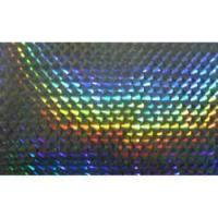 Buy cheap Hologram Spangle Film With Glue (GL-HP6310) from wholesalers