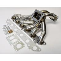 Toyota Supra Soarer 86-92 7MGTE Turbo Exhaust Manifold Race Stainless Steel Manufactures