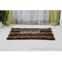 Buy cheap Wild word dog beds pet mats tiger/zebra assorted from wholesalers