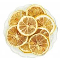 Wholesale Freeze Dried Lemon Slice Made In China from china suppliers