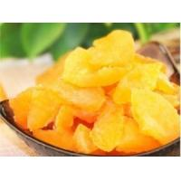 Wholesale Good Taste Freeze Dried Yellow Peach Strip from china suppliers