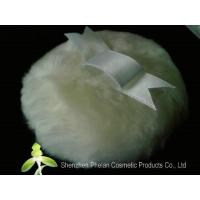 China Long Plush Puff on sale