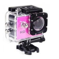 Wholesale 1.5LTPS 120 degree HD wide-angle lens waterproof helmet camera from china suppliers