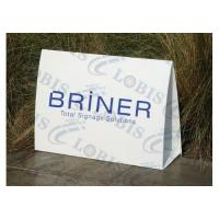 Buy cheap corrugated sign from wholesalers