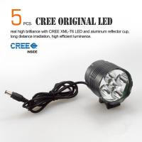 Wholesale K5N-E Professional bicycle lighting & head lighting & sport flashlight from china suppliers
