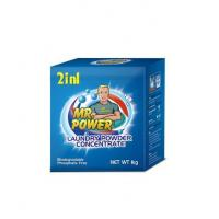 Laundry powder concentrate 1kg Manufactures
