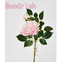 Wholesale GR-2331 real touch single stem rose from china suppliers