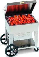 Crown Verity Pro Steamer, portable outdoor, LP gas - PS-001 Manufactures