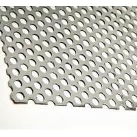Buy cheap Stailess Steel Perforated Plate from wholesalers