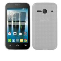 Buy cheap Alcatel One Touch Evolve 2 4037T Clear Flexible Gel Skin TPU Case from wholesalers
