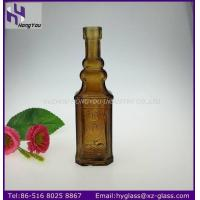 Buy cheap Diffuser Glass Bottle 150ml Glass diffuser bottle from wholesalers