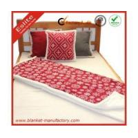 Buy cheap Coral Fleece Blanket 100% Polyester Snowflake Printed Winter Blanket from wholesalers
