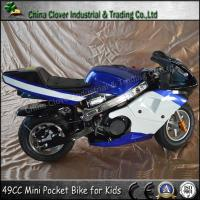 Buy cheap Chinese 49cc Pocket Bike with 49cc Engine from wholesalers