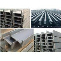 Wholesale Raw Materials Metric I Beam HEB 160 S355J2 from china suppliers