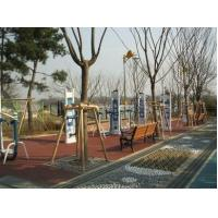 Installation all over the world Outdoor exercise machine of Jiamei installs in Asia Manufactures