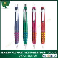 Buy cheap Customized Promotional Pens With Colorful Soft Grip from wholesalers