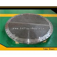 Buy cheap Condenser Tube Sheet from wholesalers