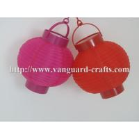 Buy cheap Battery Operated Nylon Lanterns from wholesalers