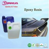 Buy cheap Water Clear Epoxy Glue for Carbon Fiber Cloth Mixing from wholesalers