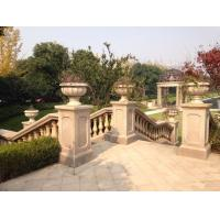 Wholesale Park Decorative Stone Flower Pots from china suppliers