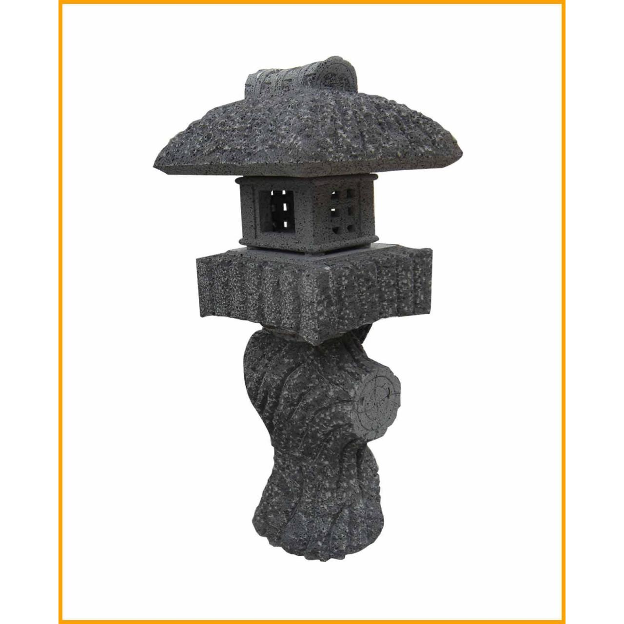 Buy cheap Japanese garden lantern from Chinese fit for candle holders from wholesalers