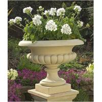 Wholesale Garden Carved Stone Planter from china suppliers