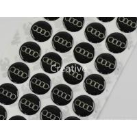 Domed Labels dome gel sticker Manufactures