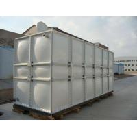 Buy cheap Sectional Water Tanks FRP/GRP/SMC water tanks from wholesalers