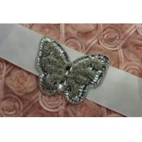 Wholesale Butterfly Wholesale bridal appliques headband piece applique sequin applique from china suppliers