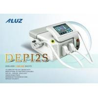 Wholesale Permanent Hair Reduction System For Face / OPT + SHR Hair Removal Equipment from china suppliers