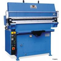 Buy cheap Leather belt embossing machines Model:HG-E120T/B, length 1600mm from wholesalers