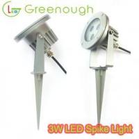 Buy cheap LED Garden Spike Light/ Projector Landscape spot Light GNH-GL-3X1W-F from wholesalers