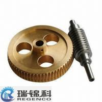 Buy cheap Worm Gear and Gear Shaft from wholesalers