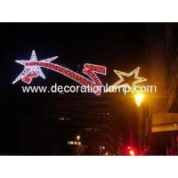 Buy cheap Outdoor LED Christmas Special Designed LED Motif Across Street LED from wholesalers