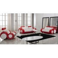 Wholesale modern leather sofa set 109A from china suppliers