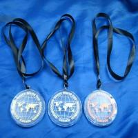 Wholesale Crystal Medal from china suppliers