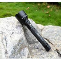 Wholesale Policeman Anti-Explosion CREE Q5 LED Flashlight/Torch Taking 2x18650 Lithium Battery Pack from china suppliers