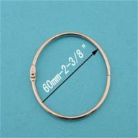 Buy cheap Book Ring 60MM Book Binder Rings from wholesalers