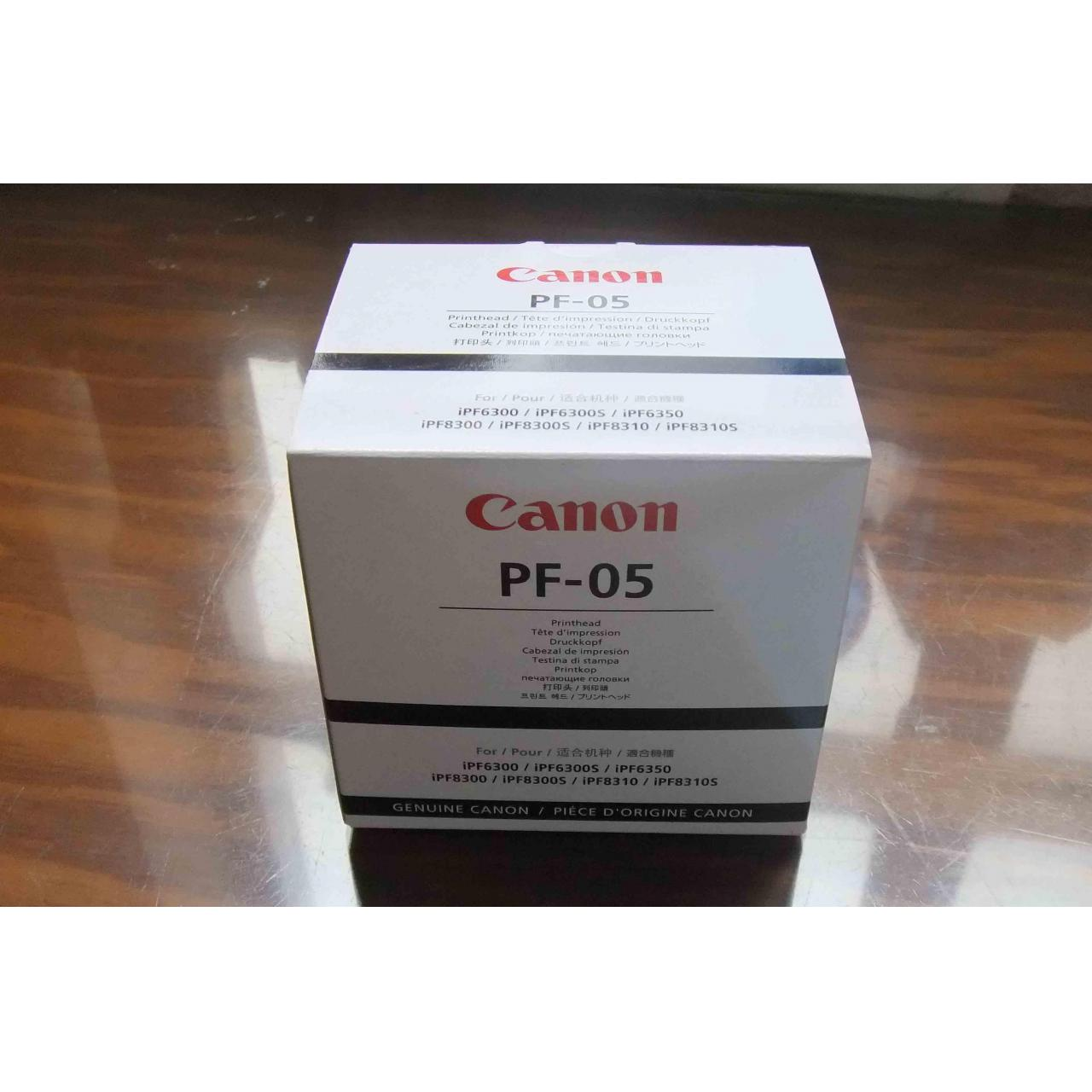 Buy cheap PF-03/05 Printhead for Canon iPF plotters from wholesalers