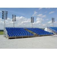 Buy cheap Layer Stadium Bleachers /Grandstand for big sports square from wholesalers