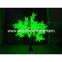 Buy cheap cherry tree christmas lights from wholesalers