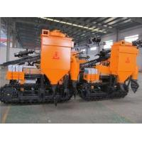 Buy cheap Portable mine drilling rig machine for rock hardness with two independent gear pump from wholesalers