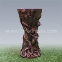Buy cheap The base of the fountain Wood table of fountains from wholesalers