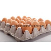 Buy cheap Paper Pulp Molded Egg Tray from wholesalers