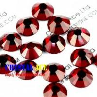 Wholesale Siam hotfix rhinestone for garment decoration from china suppliers